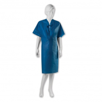 patient's gown, for delivery non-woven, non-sterile