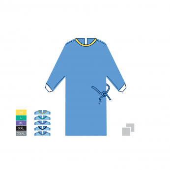 STERILE SURGICAL GOWN STANDARD - 35